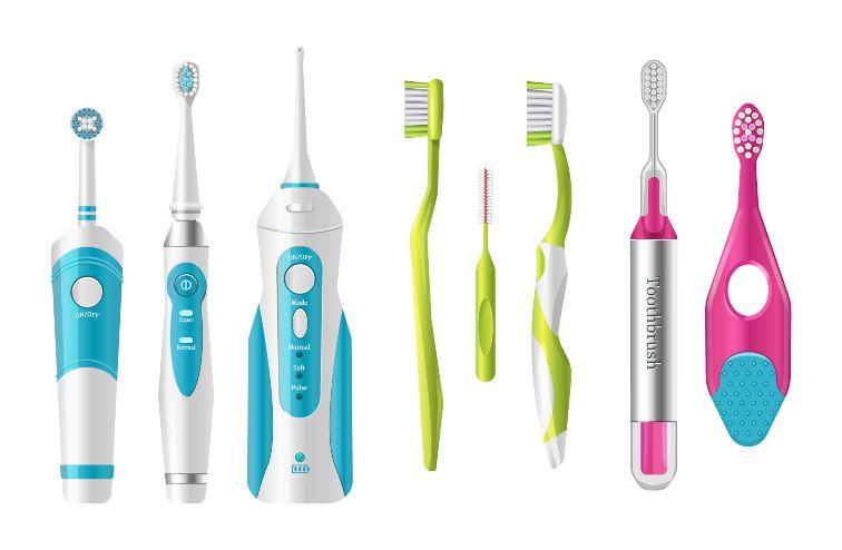 electric toothbrush vs manual