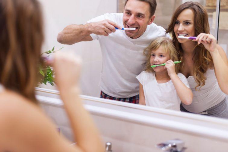 prevent gappy teeth