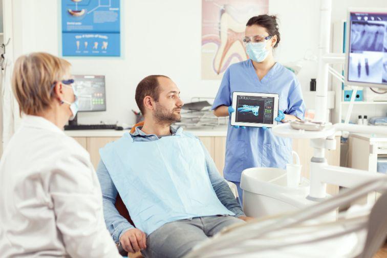 condensing osteitis dental x ray