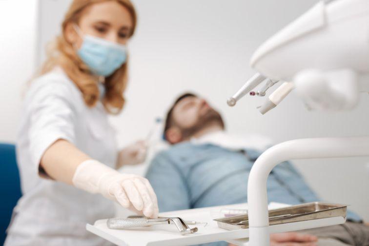 condensing osteitis treatment